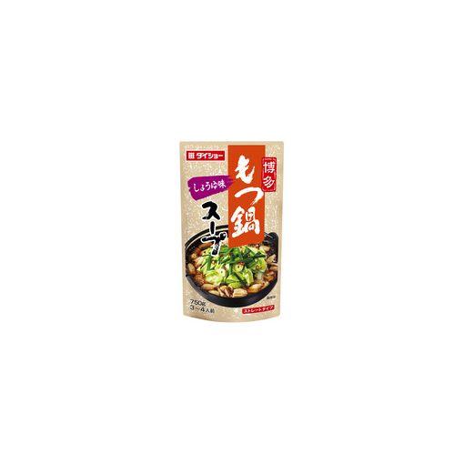 DAISHO / HOT POT SOUP BASE SOYSAUCE (MOTSU NABE) 750g