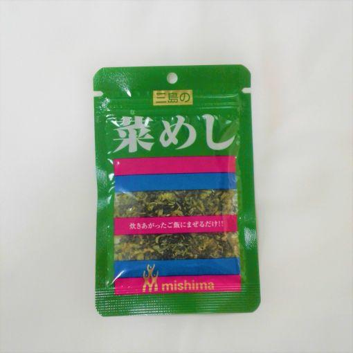 MISHIMA / SEASONING POWDER (NAMESHI) 18g