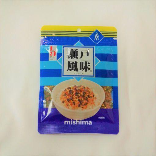 MISHIMA / RICE SEASONING (SETO FUMI) 25g