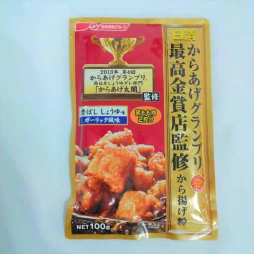 NISSIN FOODS / SEASONING FRIED CHICKEN SOY&GARLIC 100g