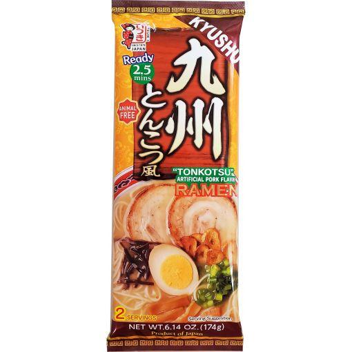 ITSUKI SHOKUHIN / DRIED NOODLE (KYUSHU TONKOTSU RAMEN) 174g