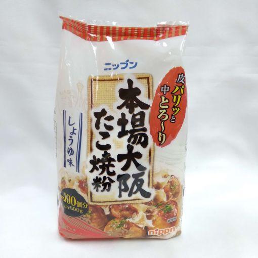 NIPPN / SEASONING WHEAT FLOUR(OSAKA TAKOYAKIKO SHOYU) 500g