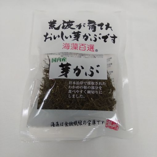 YAMANAKA FOODS / DRIED SEAWEED MEKABU) 15g