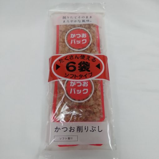CANDO / DRIED BONITO(KATSUO PACK) 2gx6p