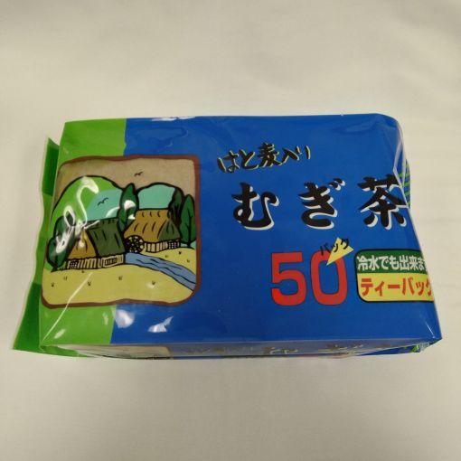 ASAMIYA / BARLEY TEA BAGS 50P (HATOMUGICHA 50P) 10gx50