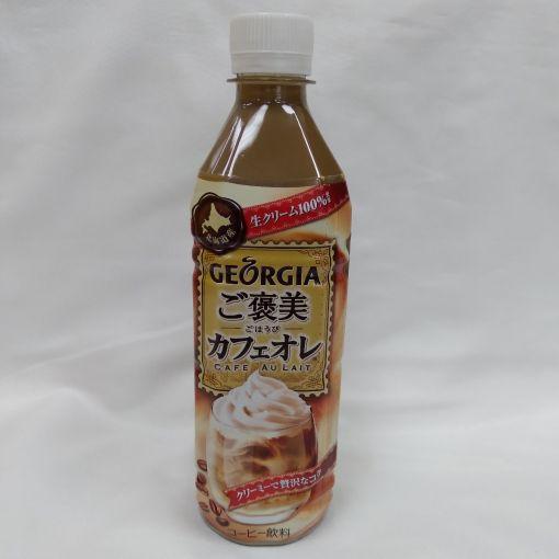 COCA COLA JAPAN / SOFT DRINK (GO HOUBI CAFE ORE) 500ml