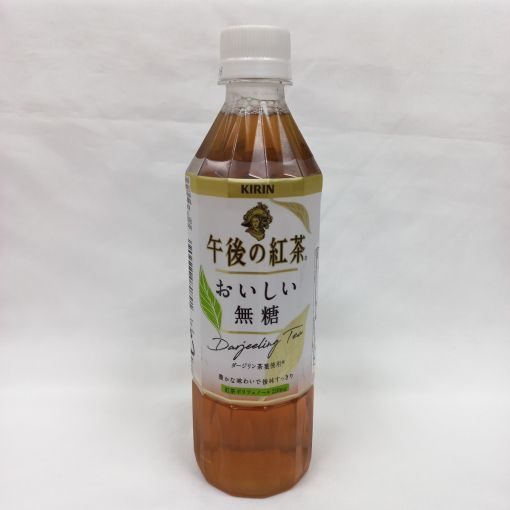 KIRIN BEVERAGE / SOFT DRINK (GOGO NO KOCHA WITHOUT SUGAR) 500ml