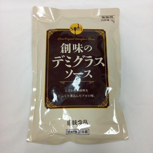 SOMI SHOKUHIN / SEASONING SAUCE (DEMI-GLACE SAUCE) 1kg