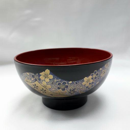 CANDO / PLASTIC BOWL NAVY (HANAYUZEN SHIRUWAN KON) 1P