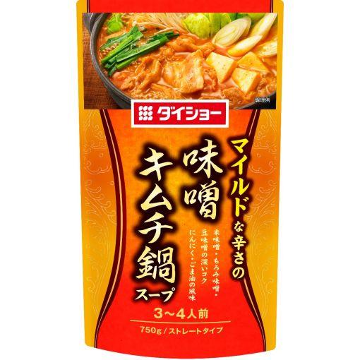 DAISHO / HOT POT SOUP BASE (MISO KIMUCHI) 750g