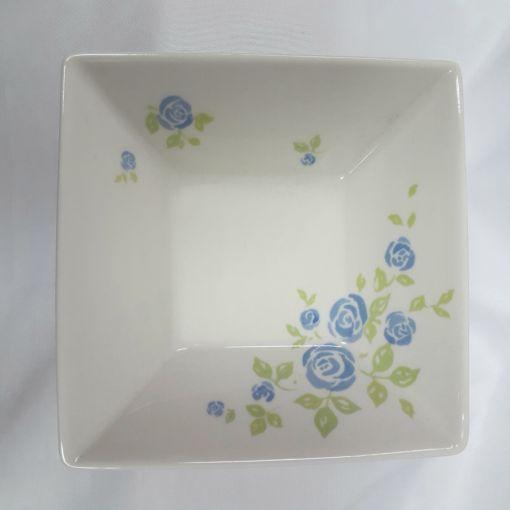 CANDO / FLOWER SQUARE BLUE 1P