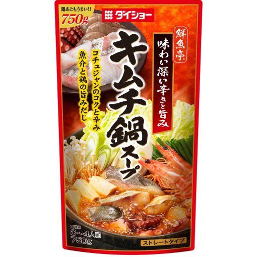 DAISHO / HOT POT SOUP (KIMUCHI NABE) 750g