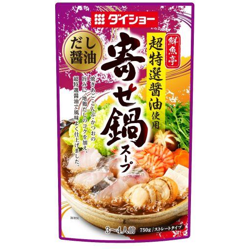 DAISHO / HOT POT SOUP (FISH SOY SAUSE NABE SOUP) 750g