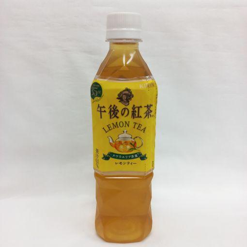KIRIN BEVERAGE / SOFT DRINK (GOGONO KOCHA LEMON TEA) PET 500ml