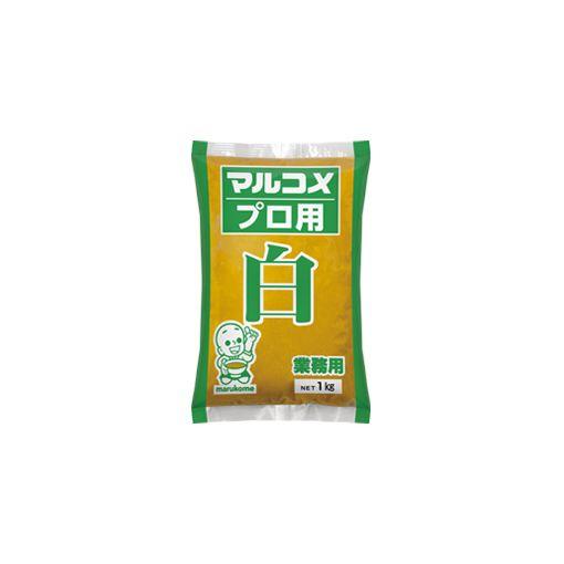 MARUKOME / SOYBEAN PASTE WHITE (PRO MISO) 1kg