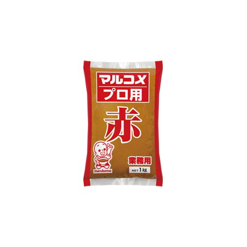 MARUKOME / SOYBEAN PASTE RED (PRO MISO) 1kg
