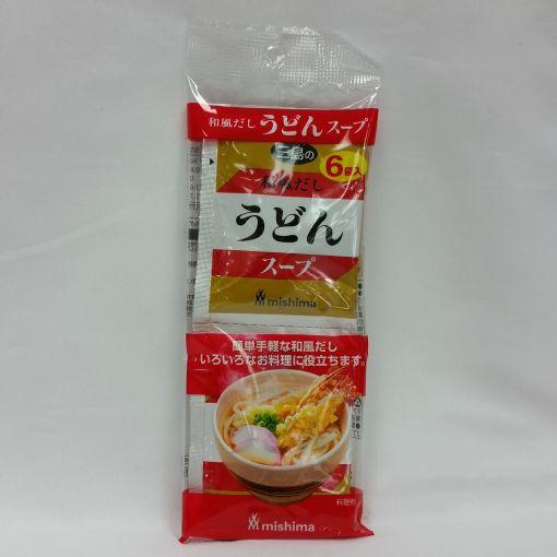 MISHIMA / SEASONING POWDER (UDON SOUP POWDER) 8gx6