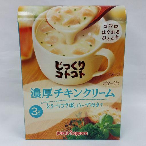POKKA / NOKOU CHICKEN CREAM 58.8g