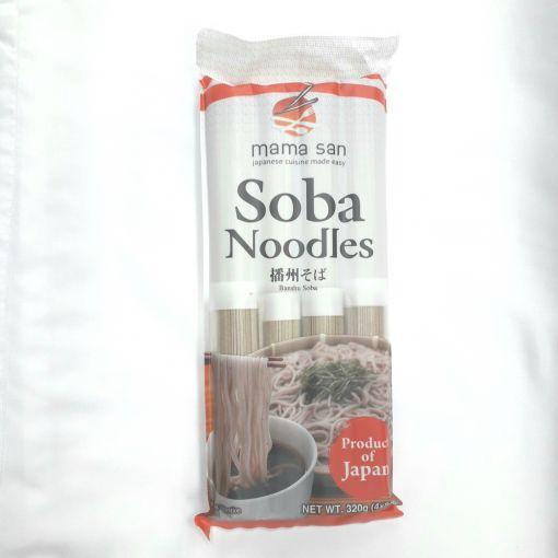 KANESU / mama san Dried Soba Noodles 320g