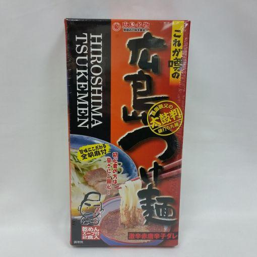 KURATASYOKUHIN / DRIED NOODLE(HIROSHIMA TSUKE MEN) 332.6g