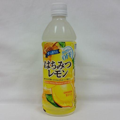 SANGARIA / SOFT DRINK (HONEY & LEMON) 500ml