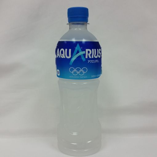 COCA COLA JAPAN / SOFT DRINK (AQUARIUS) 500ml