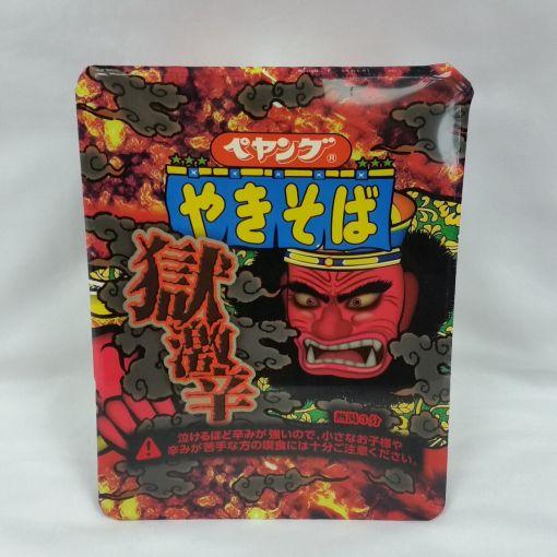 MARUKA SHOKUHIN / INSTANT NOODLE (PEYOUNG GOKUGEKIKARA YAKISOBA) 119g