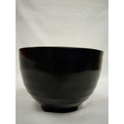 CANDO / SMALL RICE BOWL BLACK 1p