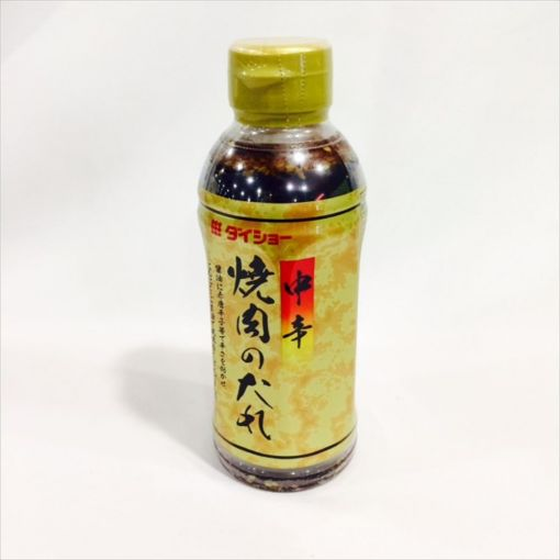DAISHO / BBQ SAUCE (YAKINIKU NO TARE MEDIUM HOT) 400g