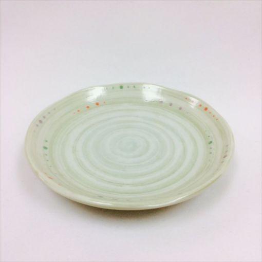 CANDO / PORCELAIN PLATE 3.5 (KONAHIKI MIZUTAMA SARA) 1P