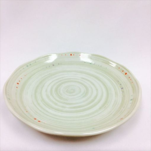 CANDO / PORCELAIN PLATE (KONAHIKIMIZUTAMA 5.0SARA) 1p