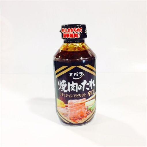 EBARA / BBQ SAUCE HOT(YAKINIKU NO TARE) 300g