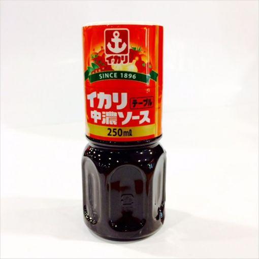 IKARI / VEGETABLE SAUCE(CHUNO SAUCE) 250ml