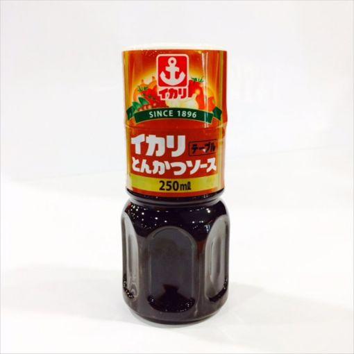 IKARI / VEGETABLE SAUCE(TONKATSU SAUCE) 250ml