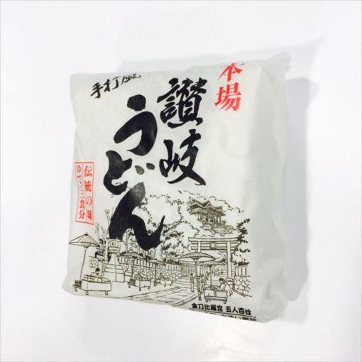 SANUKI SHOKUHIN / FRESH NOODLE 3PACKS 200gx3