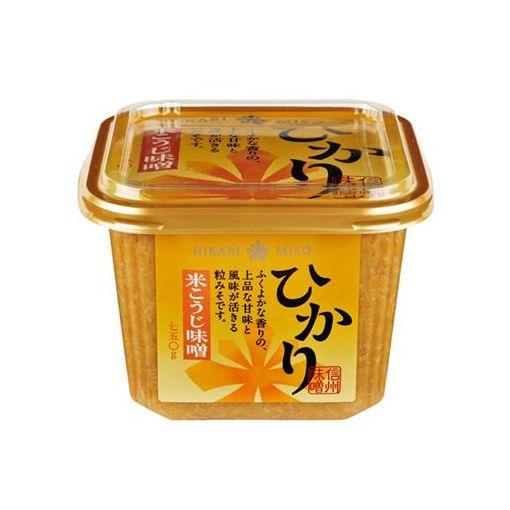 HIKARI MISO / SOYBEAN PASTE(KOME KOUJI MISO CUP) 750g