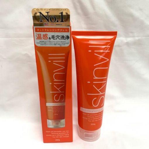 SKINVILL / HOT CLEANSING GEL 200g