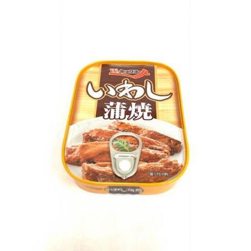 KYOKUYO / CANNED FISH (IWASHI KABAYAKI) 90g