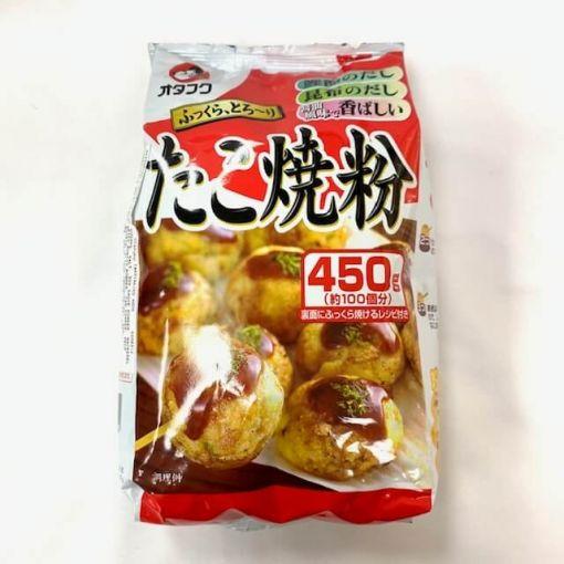 OTAFUKU / WHEAT FLOUR (TAKOIYAKI KO) 450g