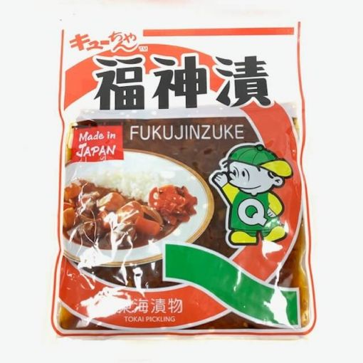 TOHKAI TUSKEMONO / SEASONED RADISH (FUKUJINDUKE) 130g