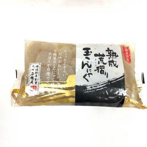 ISHIBASHIYA / YAM PASTE CAKE (TAMA KONNYAKU) 180g