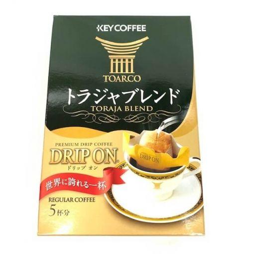 KEY COFFEE / DRIP ON TRAJA BLEND (5 CUPS) 8gx5p