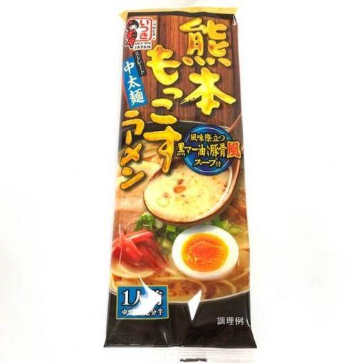 ITSUKI SHOKUHIN / INSTANT NOODLE (KUMAMOTO MOKKOSU RAMEN) 104g