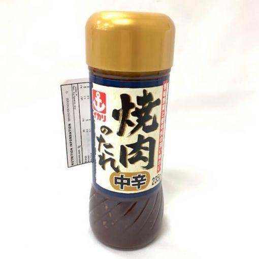 IKARI / SEASONING SAUCE (YAKINIKU NO TARE MEDIUM HOT) 235g