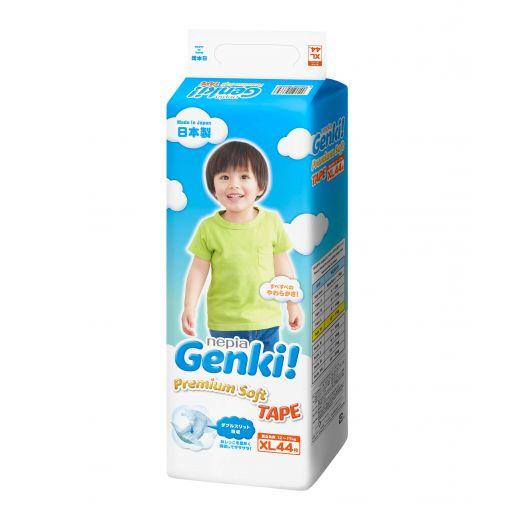 NEPIA / BABY NAPPY (GENKI! TAPE TYPE XL44 1p