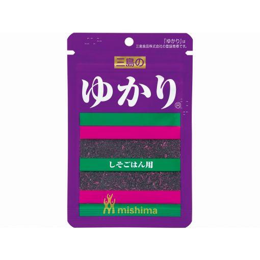 MISHIMA / RICE SEASONING JAPANESE PERILLA(YUKARI) 26g
